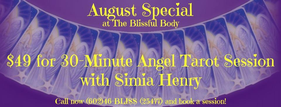 Angel Card Tarot - slider