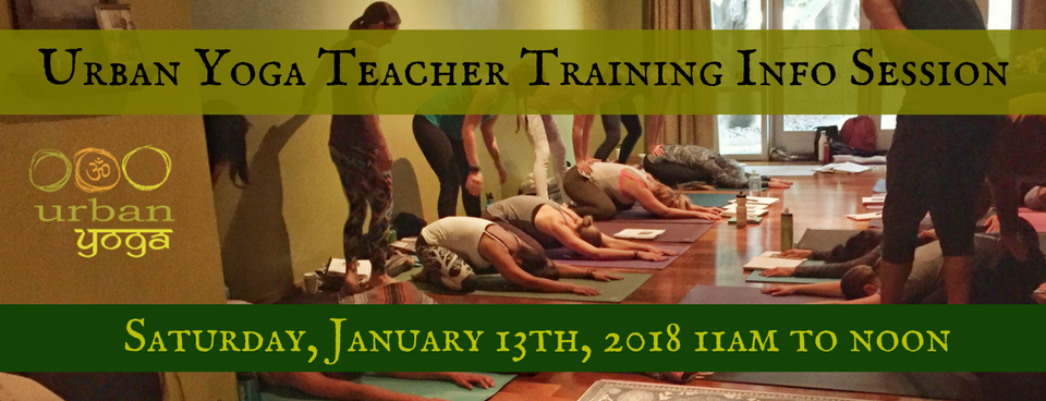 Teacher Training Info Session